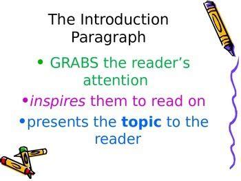 How to Write a Sixth-Grade Essay The Classroom