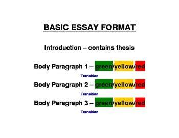 Five paragraph essay grade level